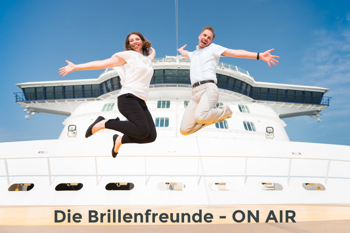Die Brillenfreunde - ON AIR