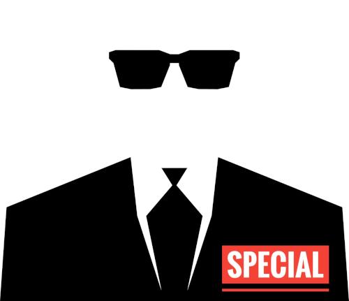 Brillengentleman Special Cover Logo